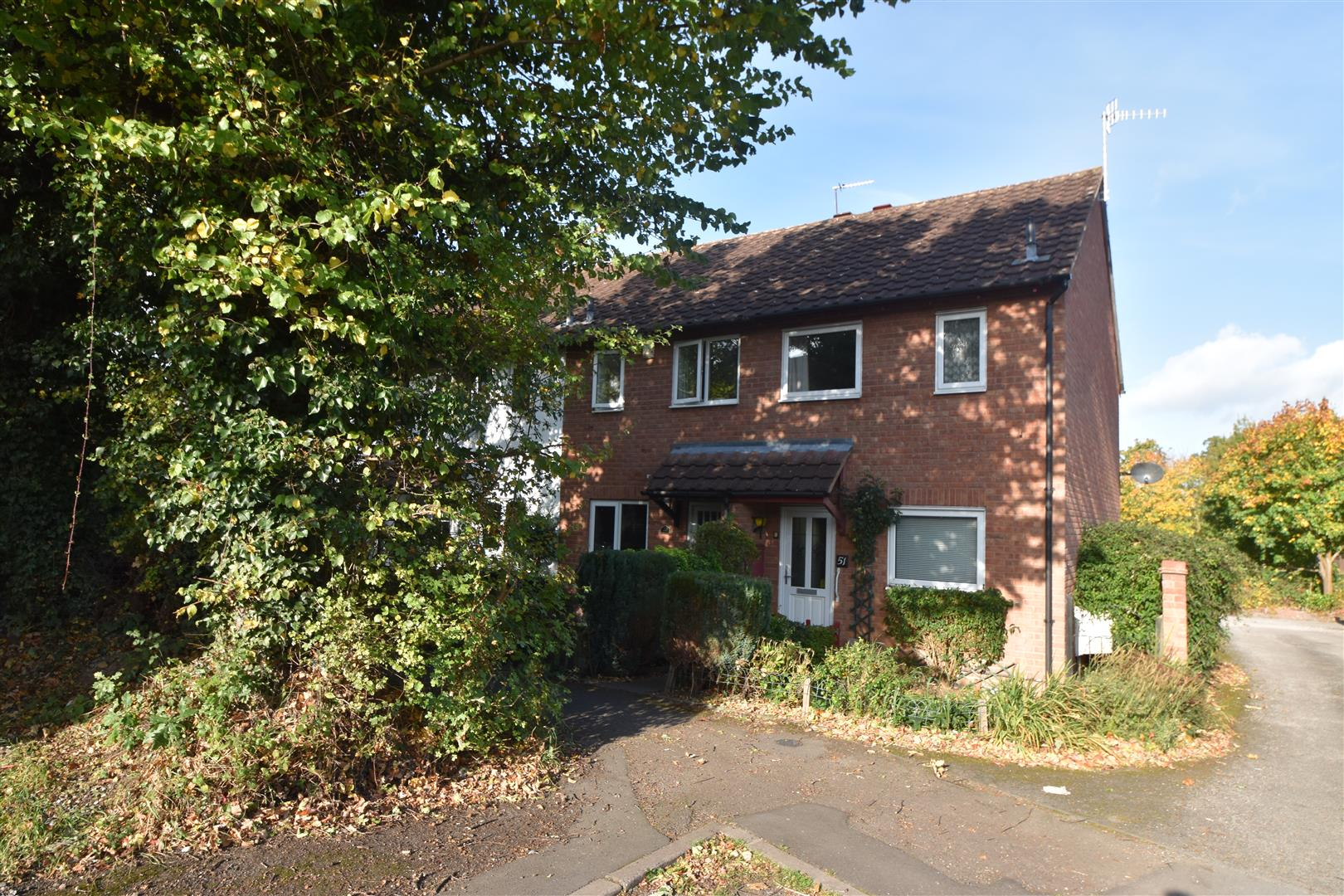 2 Bedrooms End Of Terrace House for sale in Westbury Avenue, Droitwich